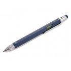 Wielozadaniowy długopis z linijką Construction-TROIKA