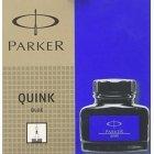 Atrament granatowy Parker 57ml