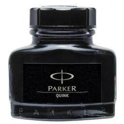 Atrament czarny Parker 57ml