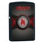 Zapalniczka Zippo Logo Flame