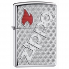 Zapalniczka Zippo Bolted, Armor High Polish Chrome