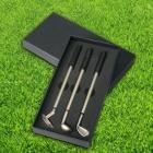 Prezent dla golfisty długopisy Kije golfowe