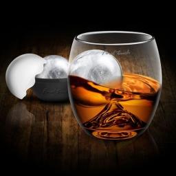 Szklanka do whisky i forma do lodu, zestaw do whisky Final Touch
