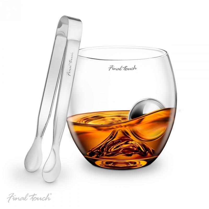 Luksusowy zestaw do whisky Final Touch