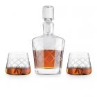 Kryształowy zestaw do whisky karafka i szklanki Final Touch