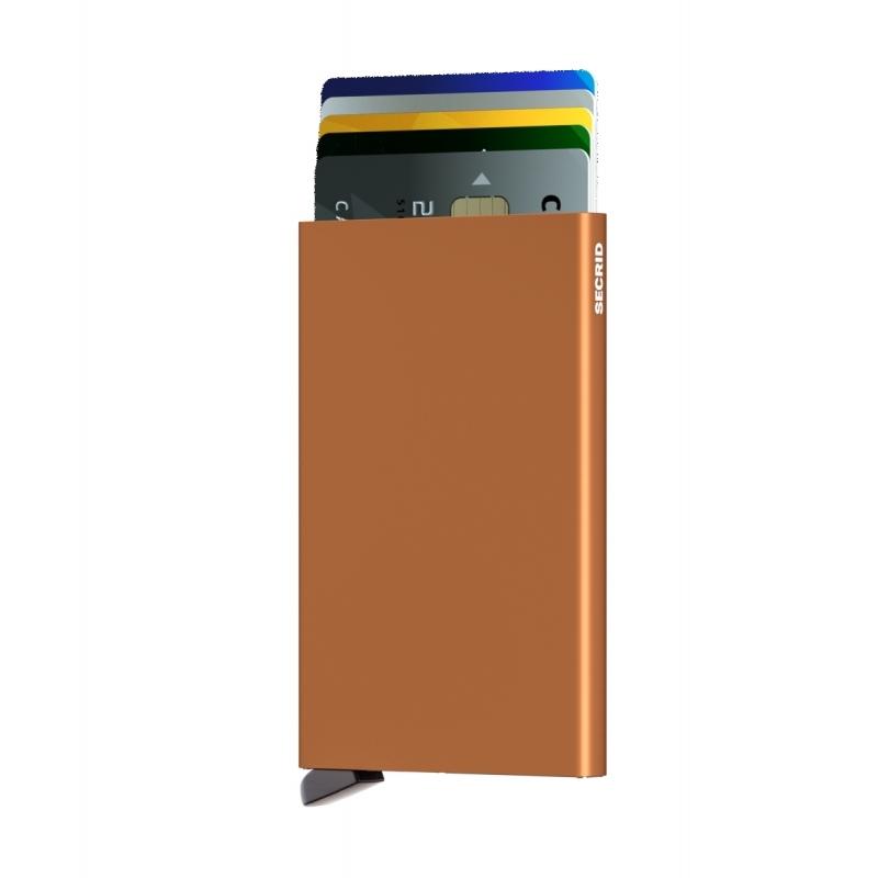 Etui na karty Cardprotector Rust SECRID