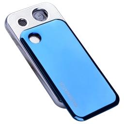 Zapalniczka elektryczna USB Niebieska Roding Blow Silver Match