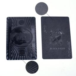 Karty do gry - 24 karatowe złoto