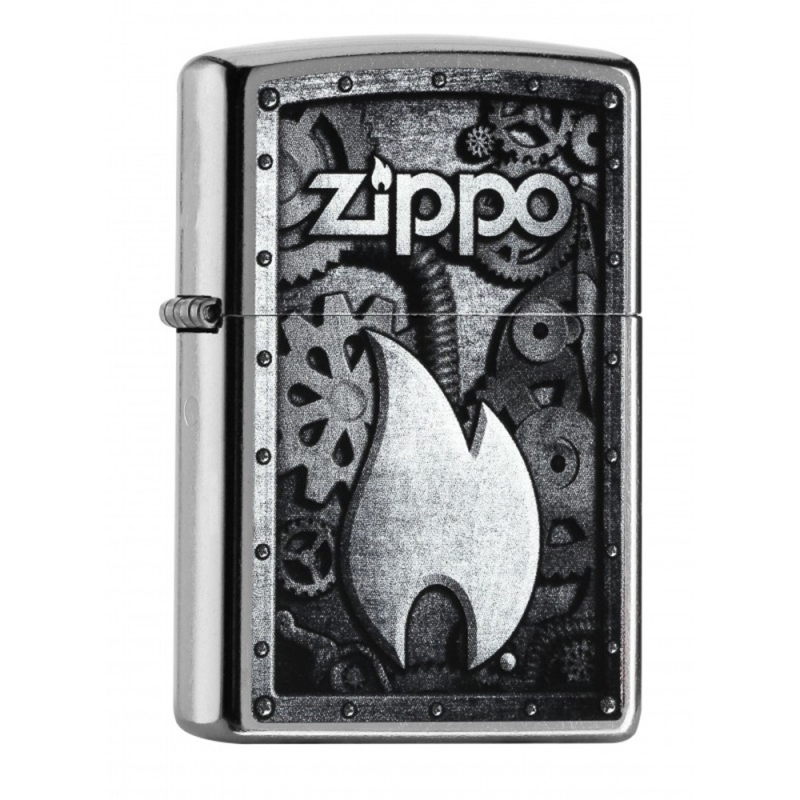 Zapalniczka Zippo Logo