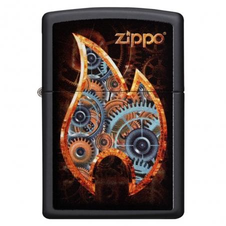 Zapalniczka Zippo Steampunk Flame