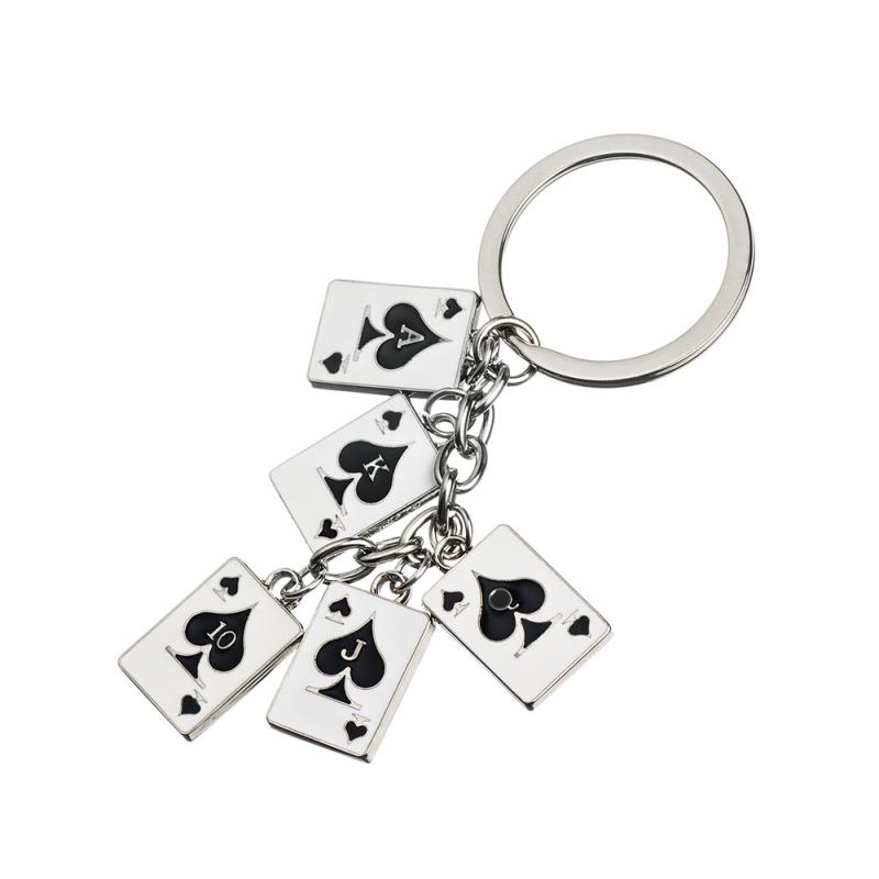 Brelok do kluczy Poker