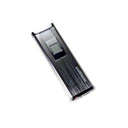 Zapalniczka elektryczna USB srebrna Pinner Silver Match