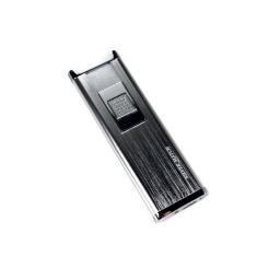 Zapalniczka elektryczna USB srebrna Pinner