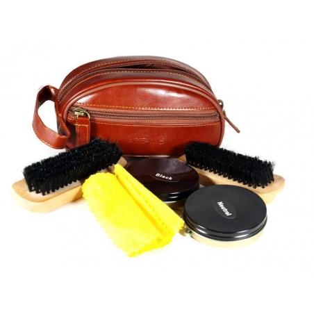 Zestaw do czyszczenia i pielęgnacji obuwia Sarome UK