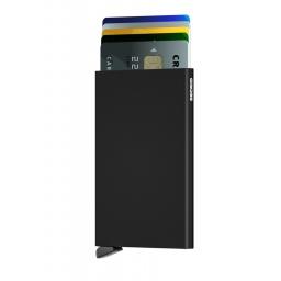 Etui na karty Cardprotector czarny- SECRID