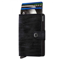 Portfel Miniwallet Dutch Martin Nightblue -SECRID