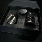 Kieliszki obiektyw aparatu 2 sztuki zestaw