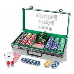 Zestaw do gry w pokera Poker 300 Piatnik