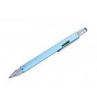 Wielozadaniowy długopis z poziomicą Construction TROIKA