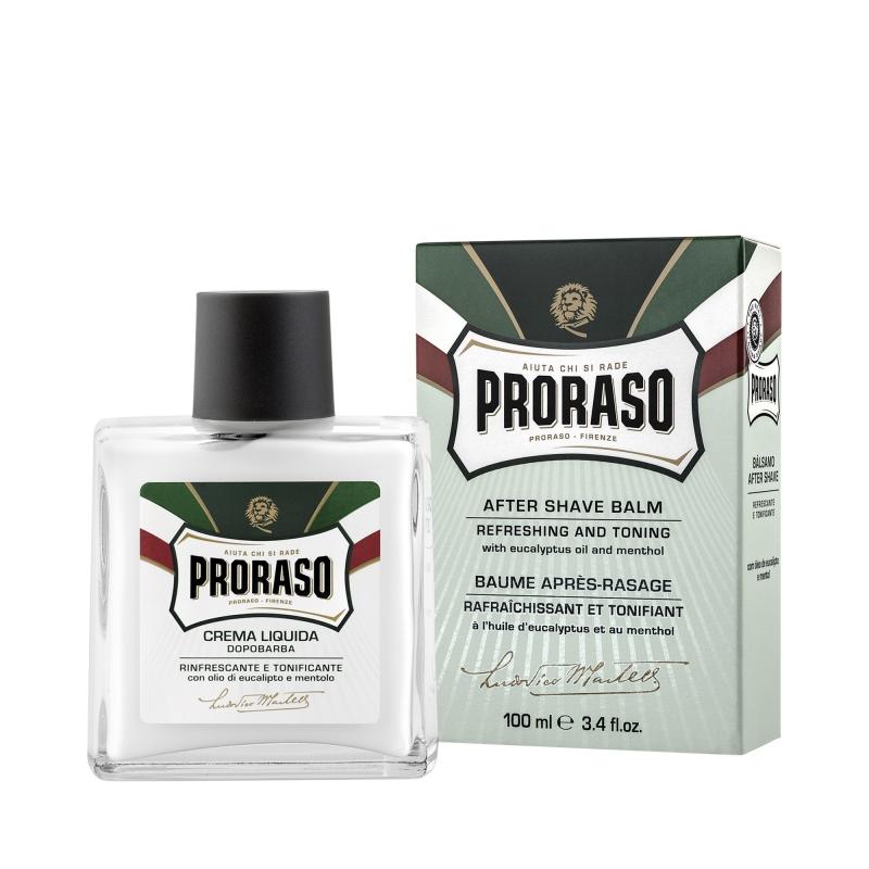 Balsam po goleniu orzeźwiająco rewitalizujący Proraso