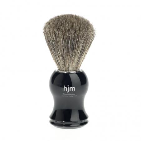 Pędzel z włosiem borsuka czarny 81P3S HJM