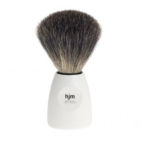 Pędzel z włosiem borsuka 81P12W HJM