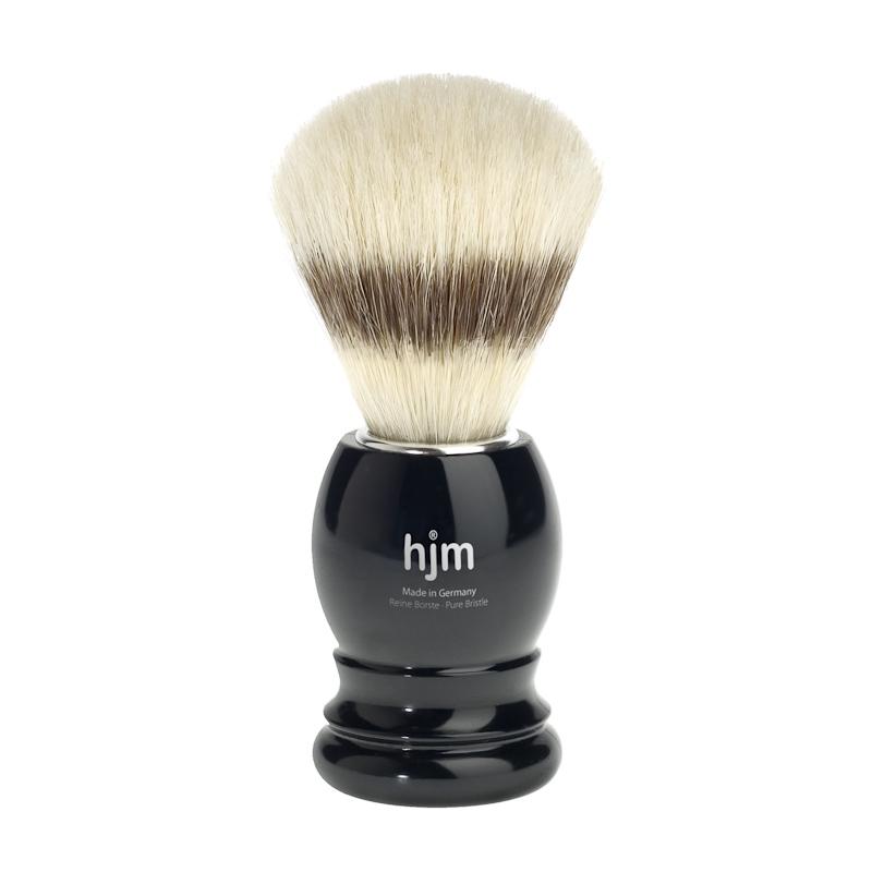 Pędzel w włosiem dzika czarny 41P26 HJM