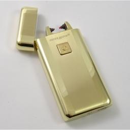 Zapalniczka plazmowa złota Silver Match