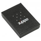 Zapalniczka benzynowa Zippo Logo szara