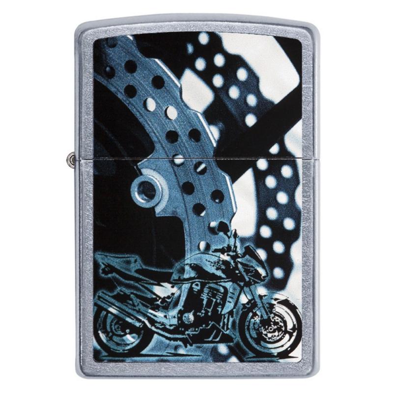 Zapalniczka benzynowa Zippo Motocykl