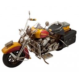 MOTOCYKL RETRO wymiar 34*14*19 cm