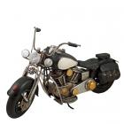 MOTOCYKL RETRO wymiar 42*17*21 cm