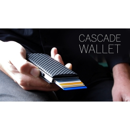 Cascade Wallet Ögon orange