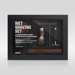 Zestaw do golenia ZEW for men wet shaving set