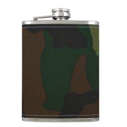 Piersiówka wojskowa moro army 240ml