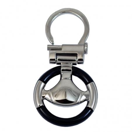 Brelok do kluczy kierownica dla kierowcy automaniaka