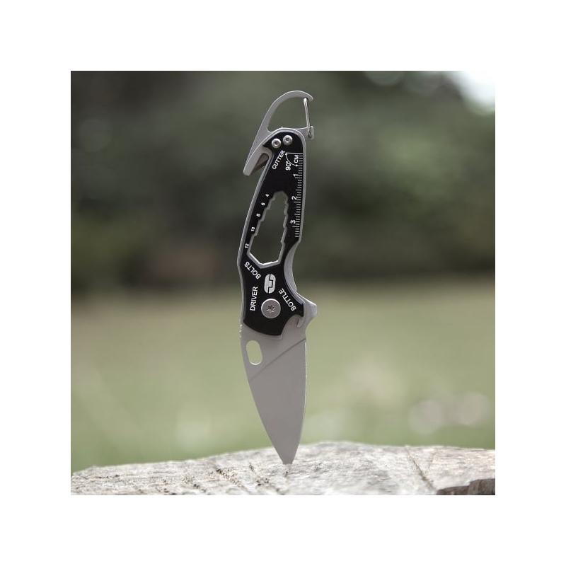 Nóż składany z funkcjami SmartKnife True Utility