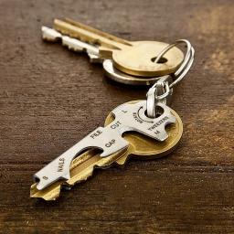 Narzędzie ze schowkiem na klucz KeyTool True Utility