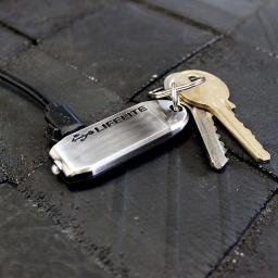 Latarka LED USB LifeLite True Utility