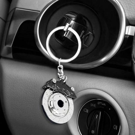 Brelok tarcza samochodowa
