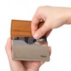 Etui na karty kredytowe i wizytówki beż Balvi Gifts