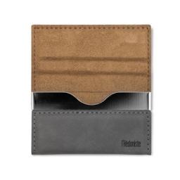 Etui na wizytówki i karty kredytowe szare Balvi Gifts