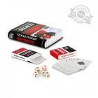 Zetaw do gry w pokera w książce Balvi Gifts