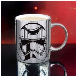 Kubek Kapitana Phasma Star Wars