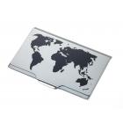 Etui na wizytówki Wizytownik Global Contacts TROIKA