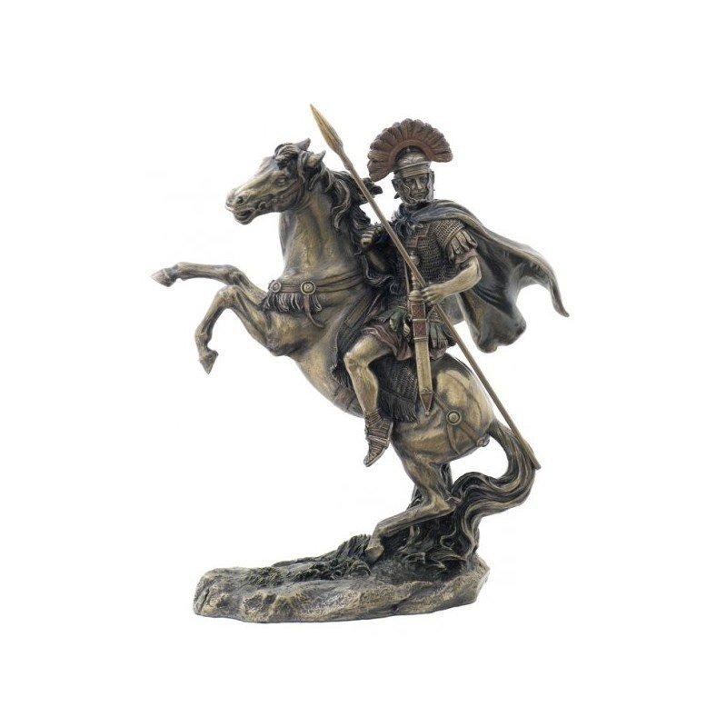 Rzymski Centurion na koniu