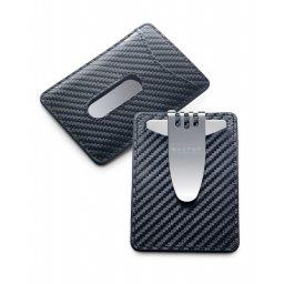 Klip na pieniądze etui na karty RFID Dalvey
