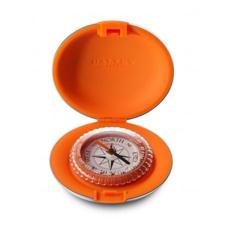 Kieszonkowy kompas Orange Dalvey