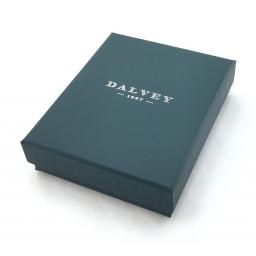Zestaw prezentowy etui na karty klip do banknotów i poszetka Dalvey