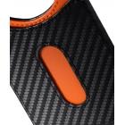 Etui na karty z klipem na banknoty RFID Carbon Dalvey